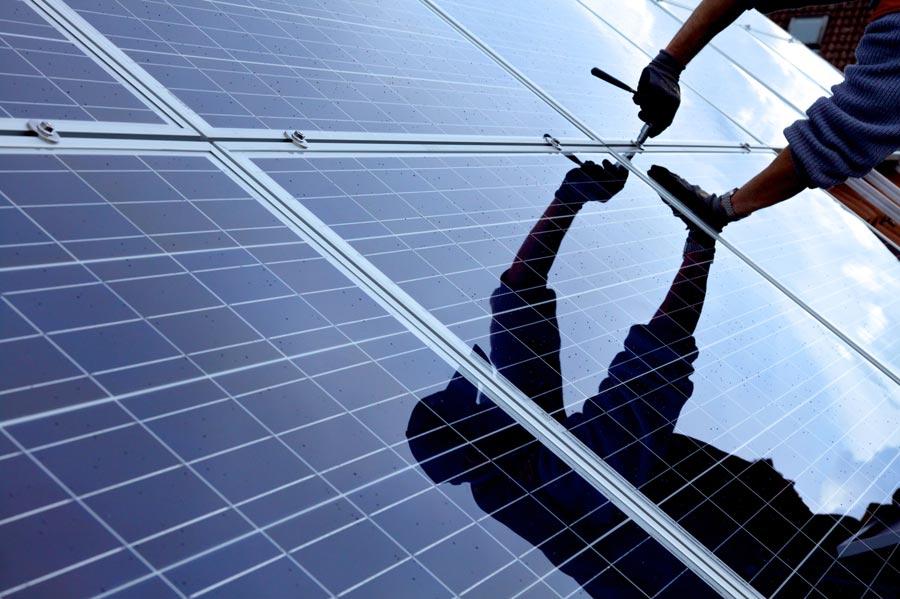 impianto fotovoltaico , installazione pannelli, S&S Coperture